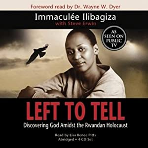 Left to Tell Audiobook