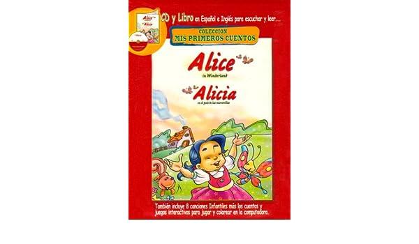 Mis Primeros Cuentos - Alicia En El Pais De Las Maravillas: Mis Primeros - Amazon.com Music