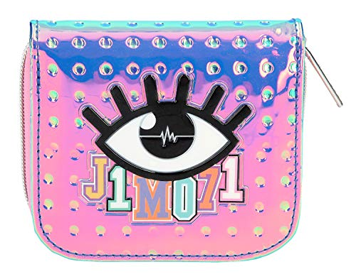 Depesche 10312 Lisa and Lena J1MO71 Holo Wallet with Zip Fastener, Multi-Colour (Lisa Und Lena-shop)