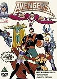The Avengers (Volume 1) Four Episodes: Avengers Assemble Part 1 & 2 / Kang / Egg-streme Vengeance / Comes a Swordsman.