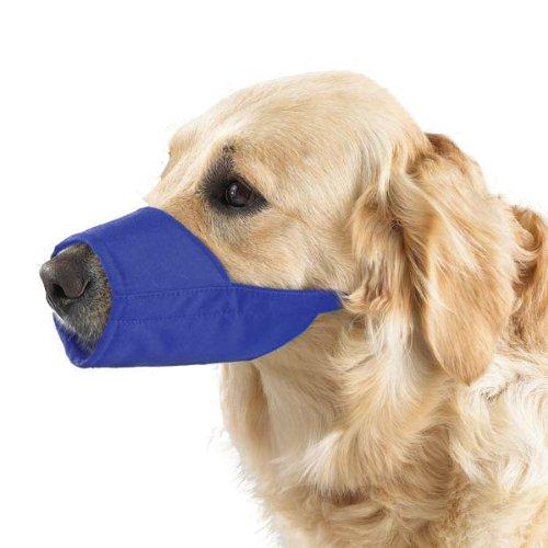 Guardian Gear Nylon Lined Fashion Dog Muzzle