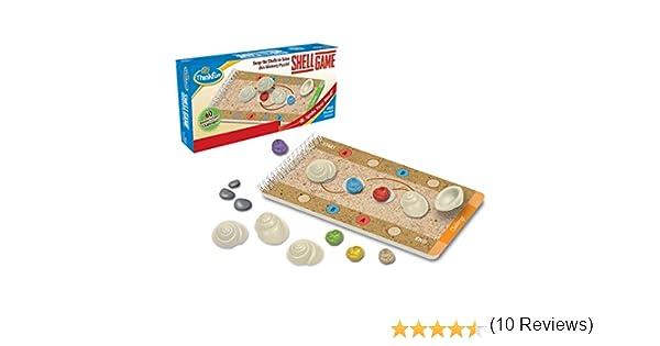Think Fun - Shell Game, Juego de Mesa en español (TF1007): Amazon.es: Juguetes y juegos