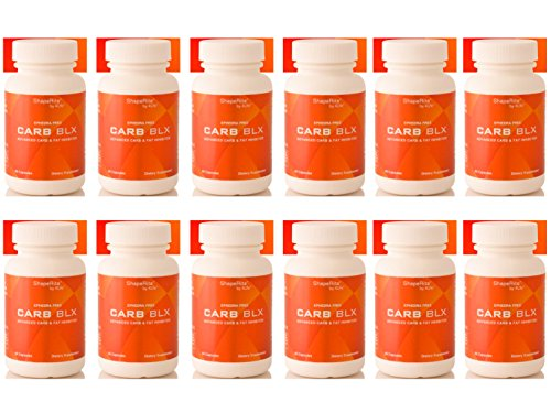 Carb BLX (12 for the Price of 11) by 4Life - 60 capsules / 12 Bottles by 4life