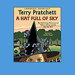A Hat Full of Sky: Discworld Childrens, Book 3