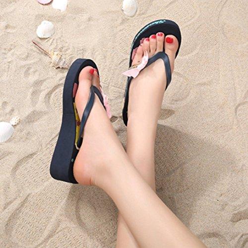 Impermeabile Gomma Con Havaianas b Donne 36 In B Sandals Cm Per Infradito Tavolo Traspirante 2 tnHBdT5qTW