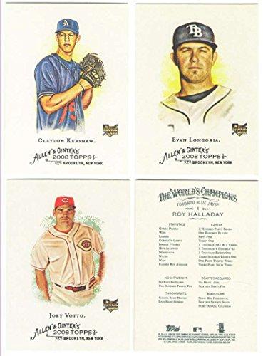 2008 Topps Allen amp; Ginter (Base) - Non Baseball Cards