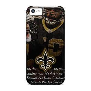 linJUN FENGFor Iphone Cases, High Quality New Orleans Saints For ipod touch 5 Covers Cases