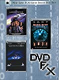 New Line Platinum Series Box Set - DVD F/X (Lost in Space/Dark City/The Lawnmower Man)