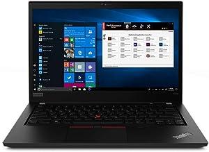 "Lenovo ThinkPad P43s 20RH000JUS 14"" Mobile Workstation - 1920 x 1080 - Core i7 i7-8665U - 16 GB RAM - 512 GB SSD - Glossy Black - Windows 10 Pro 64-bit - NVIDIA Quadro P520 with 2 GB - in-Plane S"