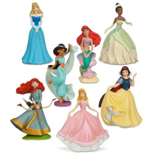 Disney Princess Mini-Figure Play Set #1
