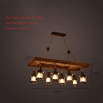 Luces colgantes LED Iluminación de flores Sala de estar Dormitorio ...