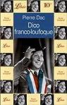 Dico franco-loufoque par Dac
