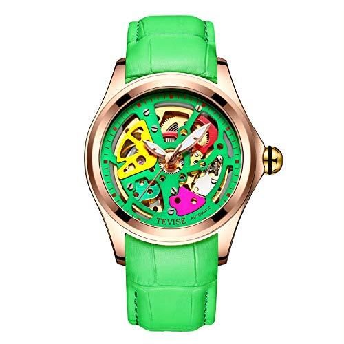 ical Watches Leisure Section Genuine Steel Watch Men Watch Waterproof Watch Hollow ()