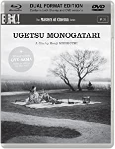 Ugetsu Monogatari [Masters of Cinema] (Dual Format Edition) [Blu-ray] [1953] [Reino Unido]