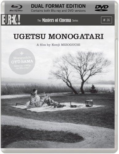 Ugetsu Monogatari [Blu-ray] [Import anglais]