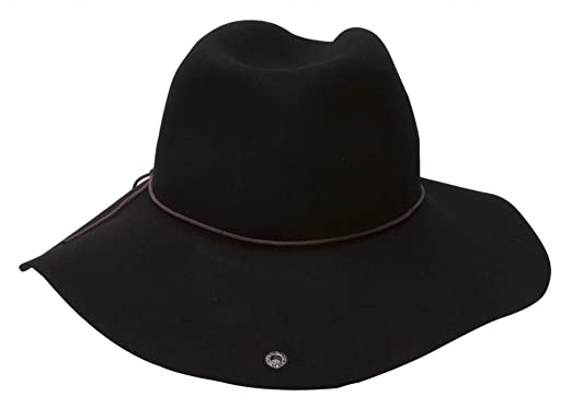 b30036eda6edf Peter Grimm Zima Sun Hat - Black at Amazon Women s Clothing store
