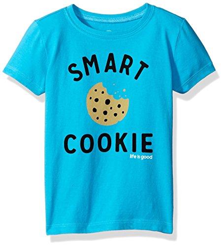 Life is good Toddler Elemental Smart Cookie Tee
