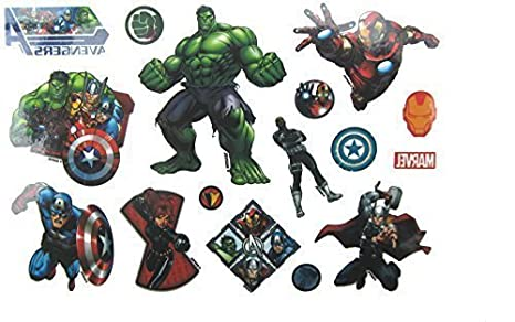 Shihan-hulk tatuajes película superhéroes Unión etiqueta ...
