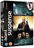 I Am Legend / Zodiac / The Brave One [DVD]
