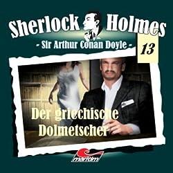 Der griechische Dolmetscher (Sherlock Holmes 13)