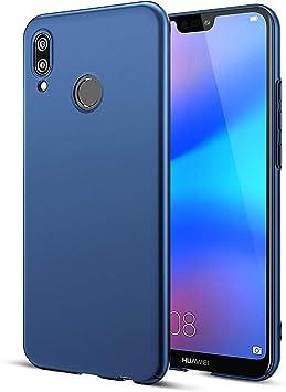 EIISSION Funda Compatible con Huawei P20 Lite Funda,Carcasa ...