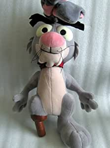 Amazon.com: Disney - HOME ON THE RANGE - LUCKY JACK RABBIT