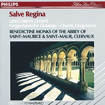 "Image result for Salve Regina - Gregorian Chant"" by Benedictine Monks of Saint-Maurice"