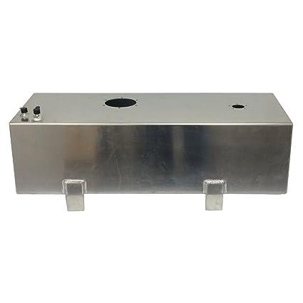 Fuel System DNAMotoring ALU-FT-B-TF-17G-T2-BK Aluminum 17