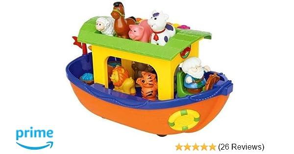 Kiddieland Toys Limited Fun n' Play Noah's Ark