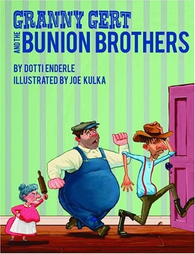 Download Granny Gert and the Bunion Brothers pdf epub