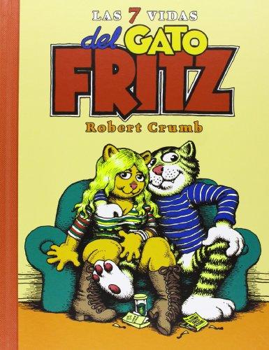 Las 7 Vidas Del Gato Fritz (Ediciones especiales)