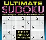 Ultimate Sudoku 2010 Daily Boxed Calendar (Calendar) by