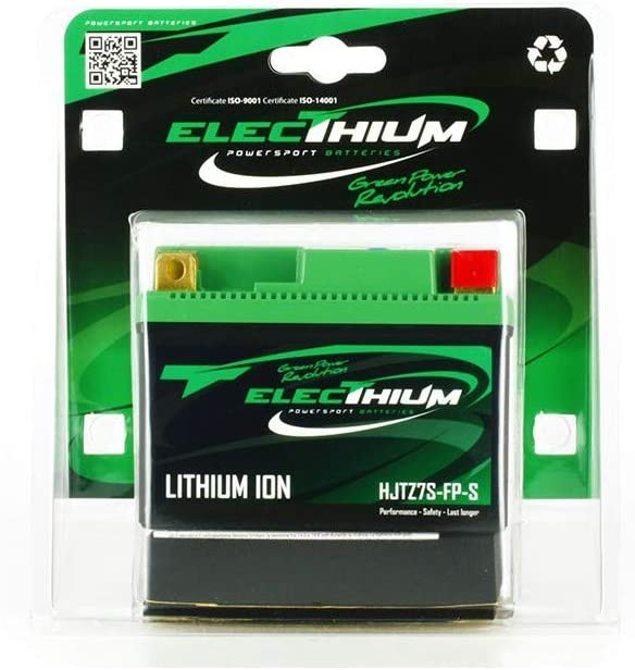 Batterie Lithium pour YAMAHA YZF 1000 R1M 2015//2019 Electhium