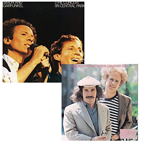 The Concert In Central Park - The Best Of - Simon & Garfunkel 2 CD Album Bundling (The Best Of Art Garfunkel Cd)
