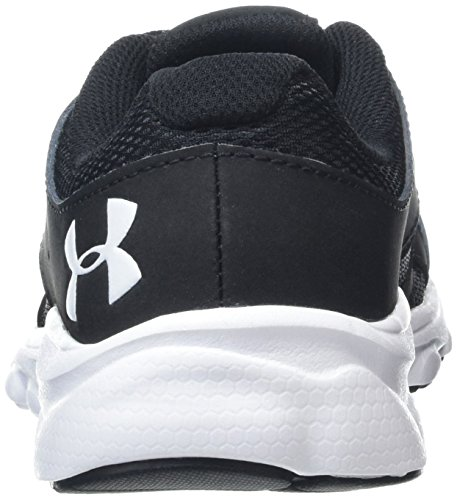 Under Armour UA BGS Pace RN Running Shoes Children Black (Black) u5yMsz