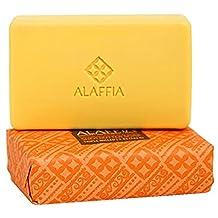 Alaffia - Classic Triple Milled Shea Butter Soap Sandalwood Ylang Ylang - 5 oz.