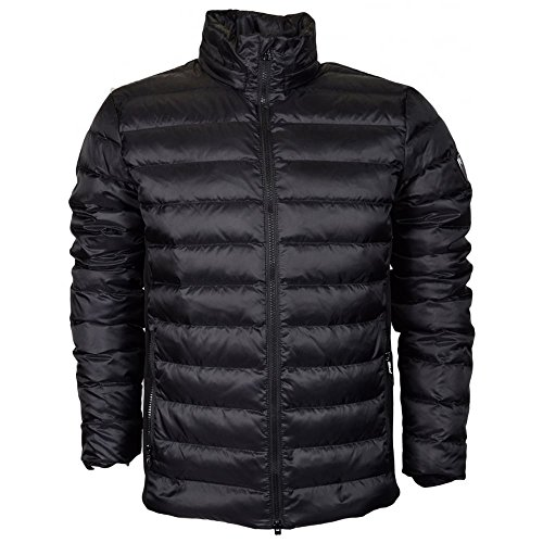 EA7 by Emporio Armani 6YPB14 Puffer Black Zip Down Jacket XXL - Kids Emporio Armani
