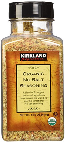 Kirkland Signature Organic No Salt Seasoning  14 5 Ounce