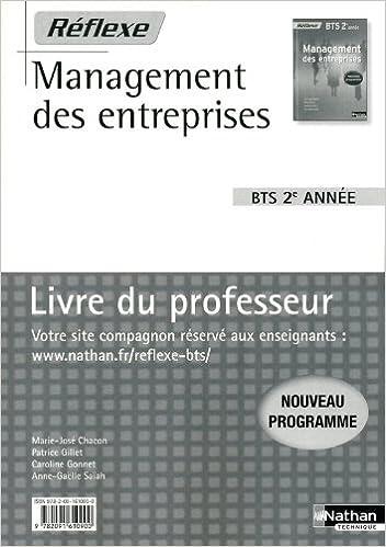 En ligne téléchargement gratuit MANAGEMENT ENT BTS 2 (POCH REF pdf, epub ebook