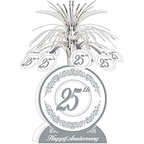 Anniversary Centerpiece Party Accessory 2 Pack