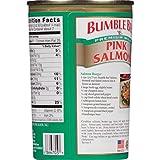 Bumble Bee Premium Wild Pink Salmon, 14.75 Ounce