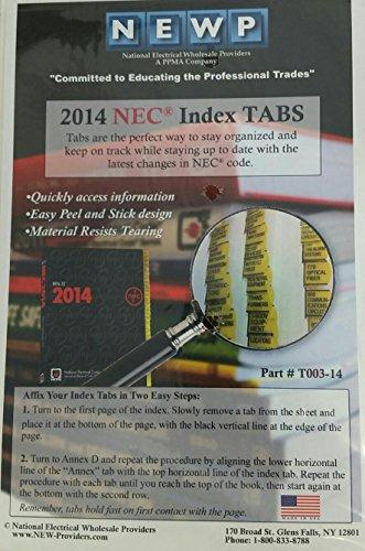 NEWP 2014 NEC Index TABS