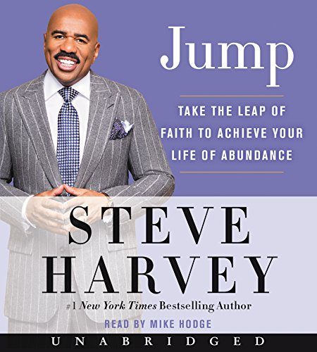 Jump CD: Take the Leap of Faith to Achieve Your Life of Abundance