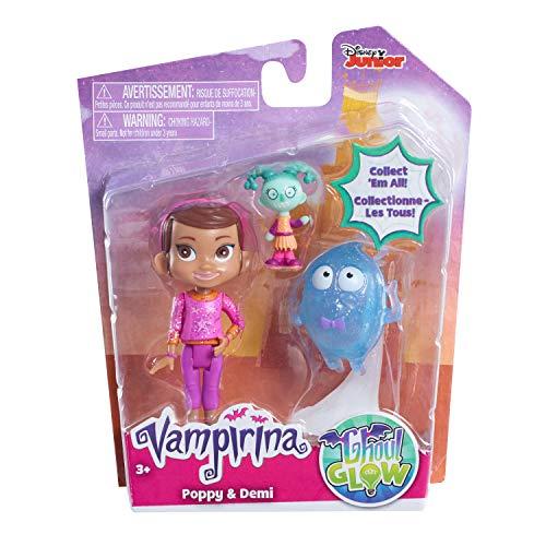 Vampirina Poppy & Demi Best Ghoul Toy, ()