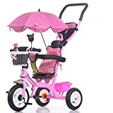 Children tricycles bicycles 1-5 years old trolleys baby carriage bicycle , 5