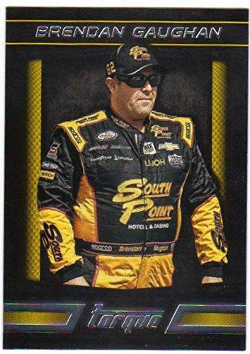 2016 Panini Torque Racing #51 Brendan Gaughan South Point Hotel & Casino/Richard Childress Racing/Chevrolet Official NASCAR racing card from Panini - Richard Childress Racing