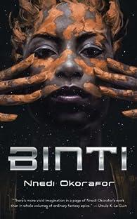 Binti par Nnedi Okorafor
