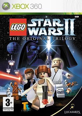 Lego Star Wars Ii The Original Trilogy Xbox 360 Lego Star Wars