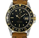 Rolex GMT Master II automatic-self-wind mens Watch (Certified Pre-owned)