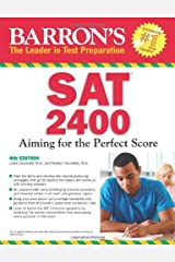 SAT 2400 (Barron's SAT 2400) by Linda Carnevale (2012-08-14) Paperback